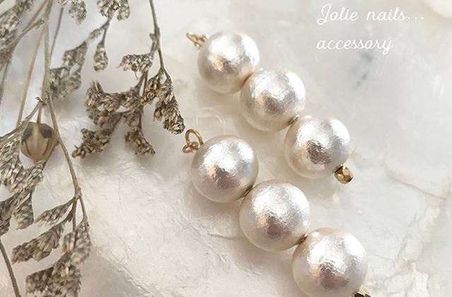 Jolie nails...accessory アクセサリー