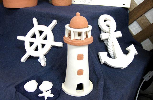 テラコッタ工房ポダミ 素焼き(テラコッタ)の陶芸雑貨、ガーデン小物など。
