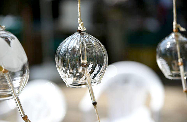 風のstudio 吹きガラス作品