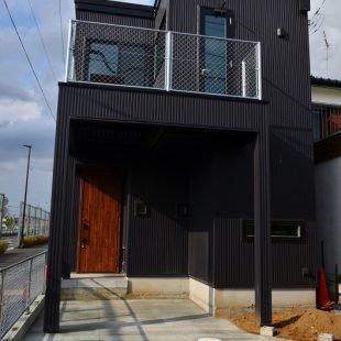 ワークスペースのある家 施工事例 tomioの家