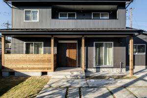 施工事例  TOMIO DESIGN HOUSE