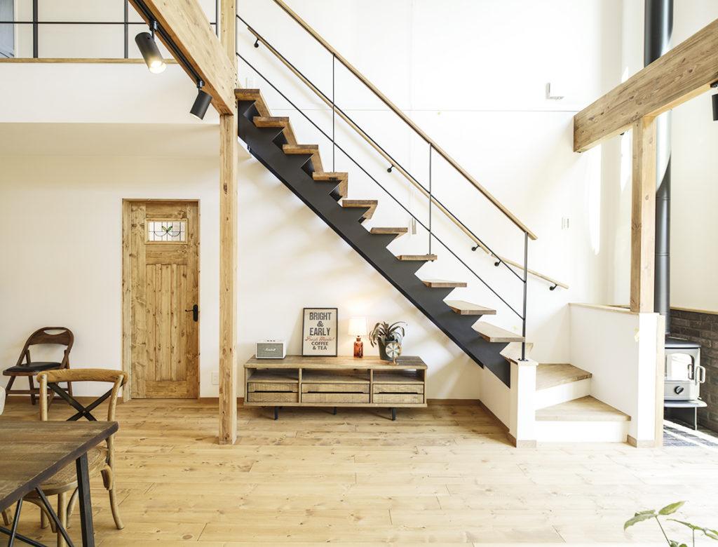 無垢の床で床暖房