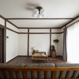 施工事例 キッチン tomioの家
