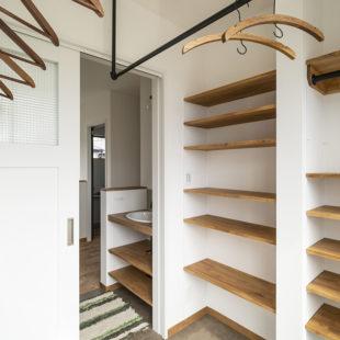施工事例 洋室 tomioの家