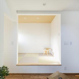 施工事例 和室 tomioの家