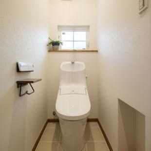 トイレ tomioの家