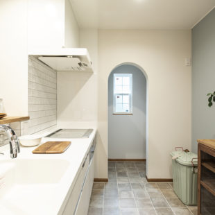 キッチン2 tomioの家