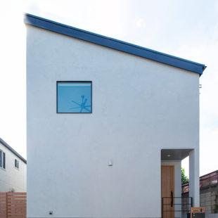 外観 tomioの家
