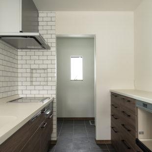 キッチン tomioの家