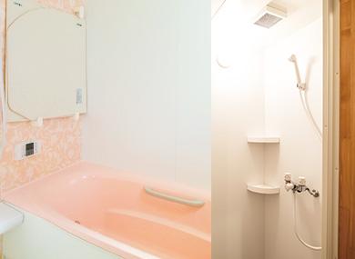 バスルーム:新築完成見学会 千葉の注文住宅 トミオ