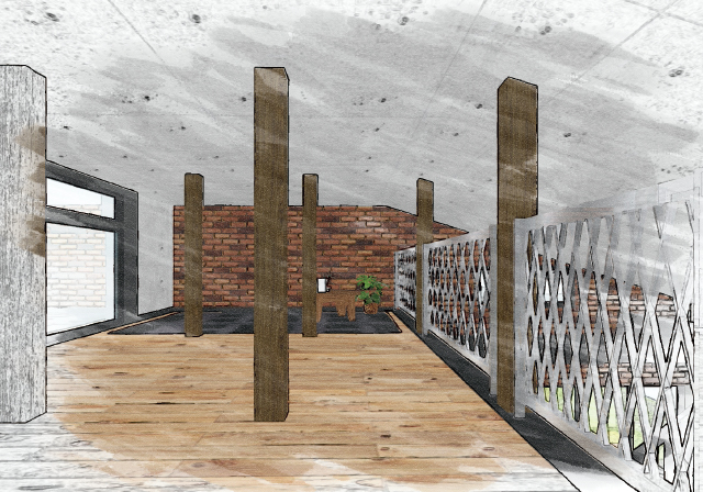 個室:新築完成見学会 千葉の注文住宅 トミオ