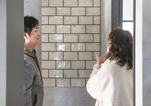 キッチン2:新築完成見学会 千葉の注文住宅 トミオ
