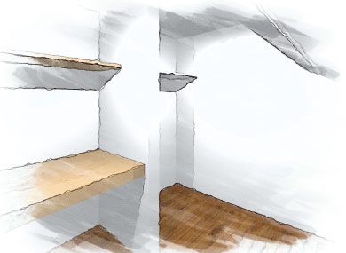 WIC:新築完成見学会 千葉の注文住宅 トミオ