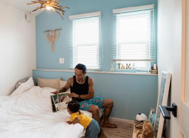 のんびり親子の時間:新築完成見学会 千葉の注文住宅 トミオ