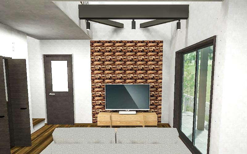 薪ストーブ:新築完成見学会 千葉の注文住宅 トミオ