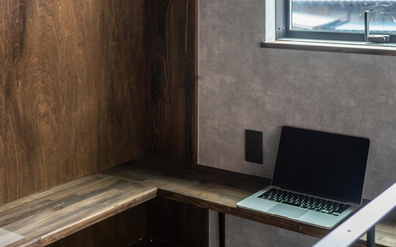 キッチン:新築完成見学会 千葉の注文住宅 トミオ